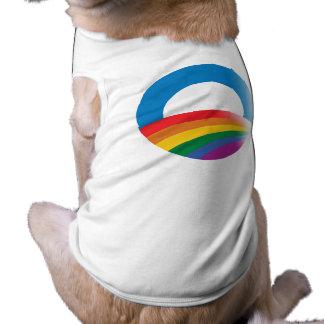 OBAMA 2012 PRIDE - -.png Doggie T Shirt