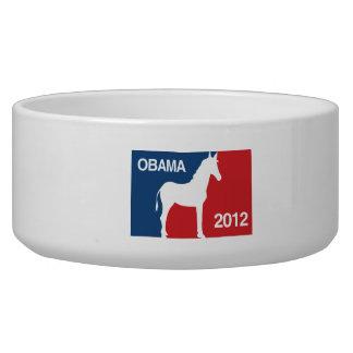 OBAMA 2012 PRO -.png Pet Water Bowl