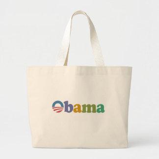 Obama 2012 Rainbow Bag