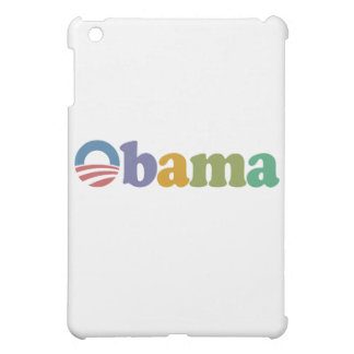 Obama 2012 Rainbow iPad Mini Cover