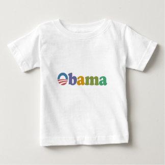 Obama 2012 Rainbow Tee Shirt
