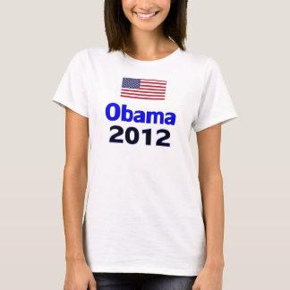 Obama 2012 - Re-elect Barack T-Shirt