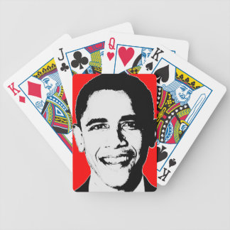 Obama 2012 Re Elect Obama Playing Cards