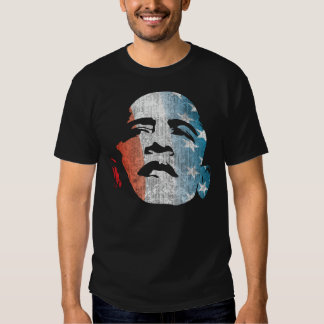 Obama 2012 Red White and Blue T-Shirt