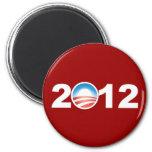 Obama 2012 refrigerator magnets