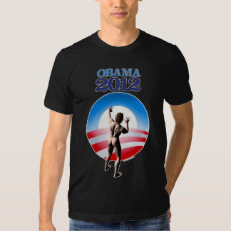 Obama 2012 remeras