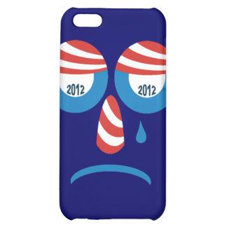 Obama 2012 Sad Face Case For iPhone 5C