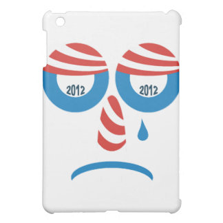 Obama 2012 Sad Face Case For The iPad Mini