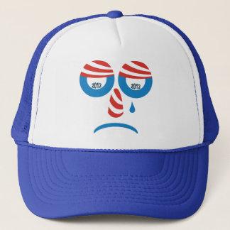 Obama 2012 Sad Face Trucker Hat