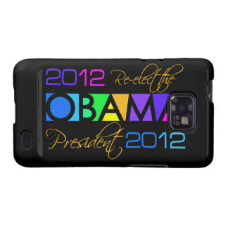 OBAMA 2012 Samsung case Galaxy SII Cases