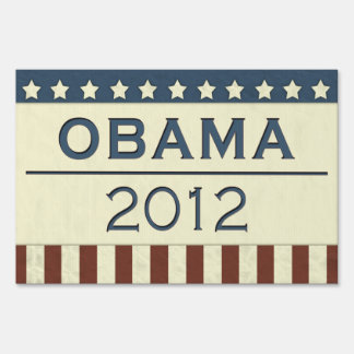 Obama 2012 señal