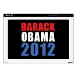 Obama 2012 skins para 43,2cm portátil
