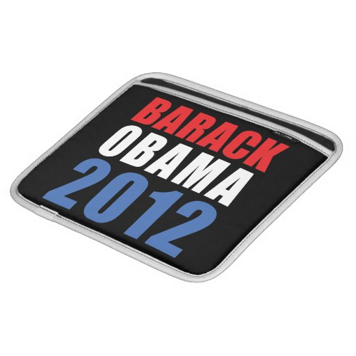 Obama 2012 sleeves for iPads