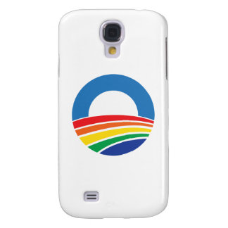 Obama 2012 Support for Gay Marriage Samsung Galaxy S4 Covers