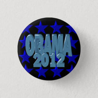 Obama 2012 Support our president on 30 items Button