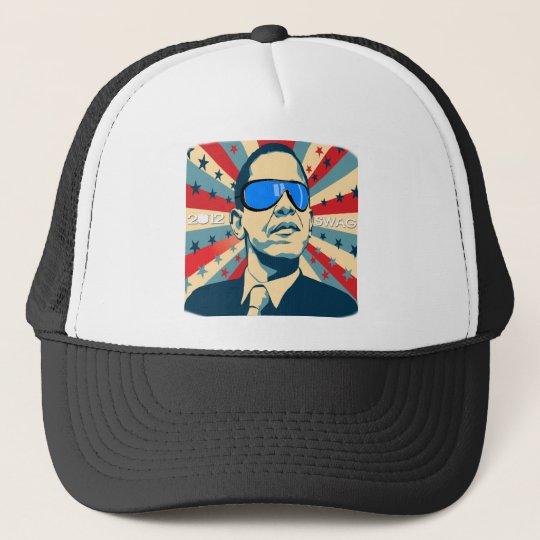 Obama 2012 Swag Trucker Hat
