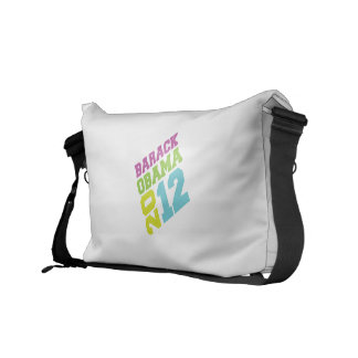 OBAMA 2012 SWAY NEON -.png Courier Bag