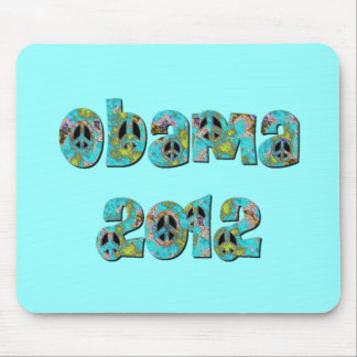 Obama 2012 mouse pads