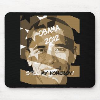 Obama 2012 alfombrilla de ratones