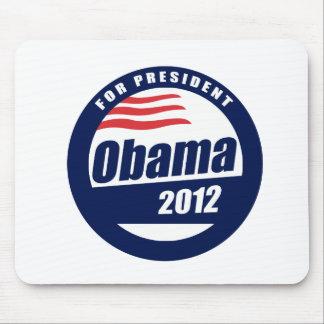 Obama 2012 alfombrilla de raton