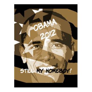 Obama 2012 postal