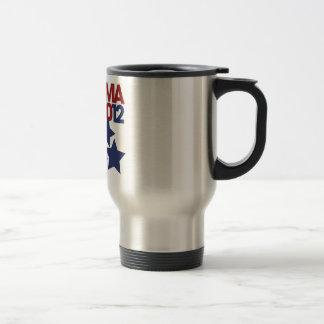 Obama 2012 taza de café