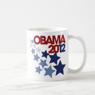 Obama 2012 taza