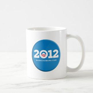Obama 2012 taza clásica