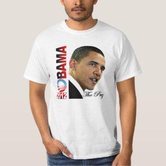 Obama 2012 - The Prez Tee Shirt