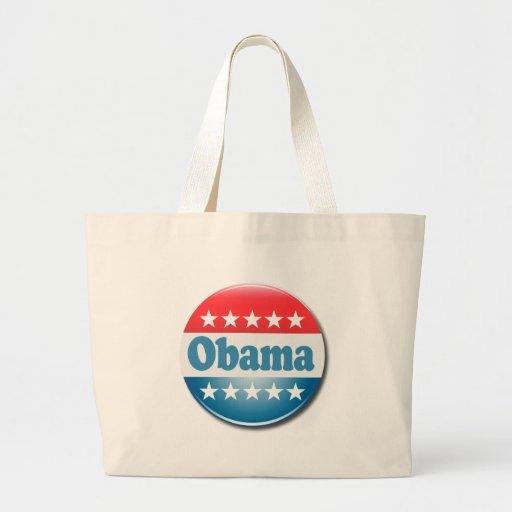 Obama 2012 tote bags