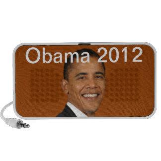 Obama 2012 travel speaker
