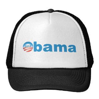 Obama 2012  v2 hats