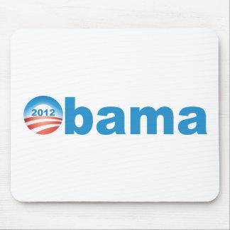 Obama 2012  v2 mouse pad