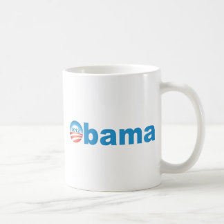 Obama 2012 v2 taza