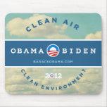 Obama 2012 Vintage Mouse Pad