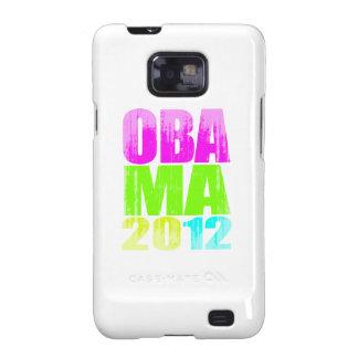 OBAMA 2012 Vintage.png DE NEÓN Galaxy SII Carcasa