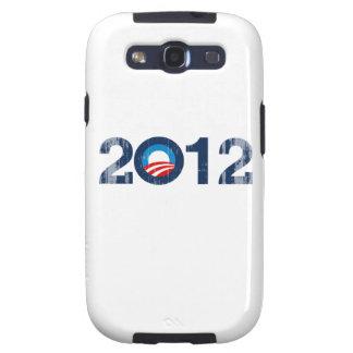 OBAMA 2012 - Vintage.png Samsung Galaxy S3 Carcasa