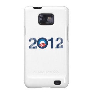 OBAMA 2012 - Vintage.png Samsung Galaxy SII Fundas