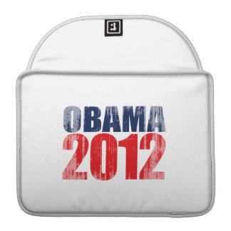 OBAMA 2012 Vintage.png MacBook Pro Sleeves