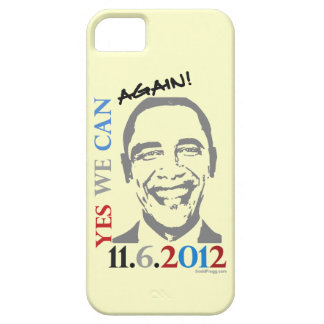 OBAMA 2012 Yes We Can AGAIN iPhone 5 Case