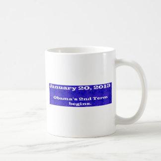 Obama 2013 coffee mug