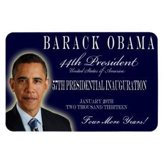 Obama 2013 Inauguration Commemorative Magnet