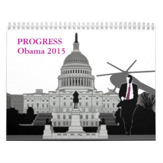 obama 2015 calendar