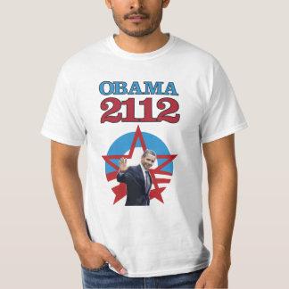 Obama 2112 camisas