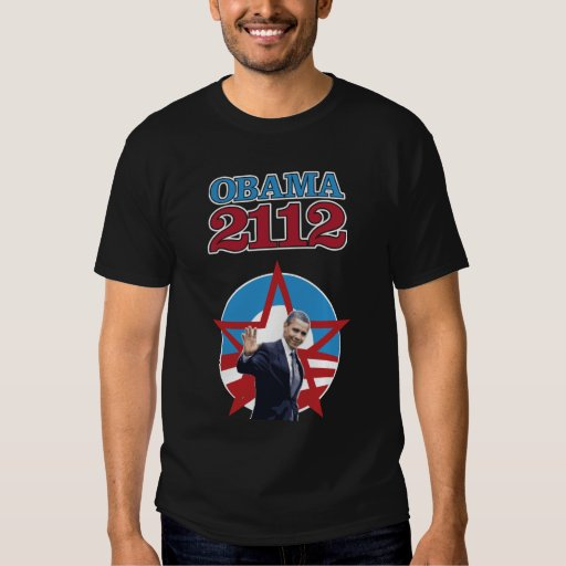 Obama 2112 T-Shirt