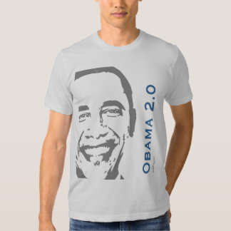 OBAMA 2.0 Campaign 2012 T-Shirt