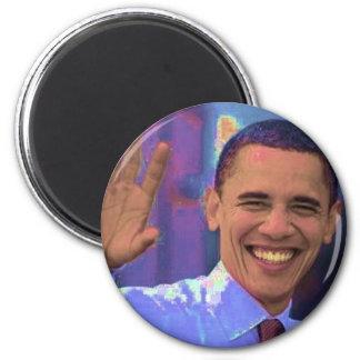 Obama 2 Inch Round Magnet