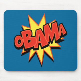 oBAMa-2 Mousepads