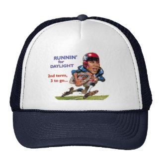 Obama 2nd term, 3 to go... trucker hat