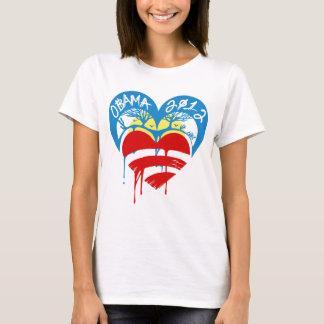 Obama <3 2012 T-Shirt